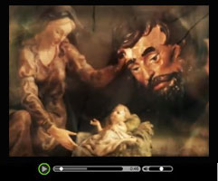 Bible Christmas Story - Watch this short video clip