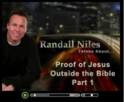 Jesus Outside the Bible Video - Watch this short video clip